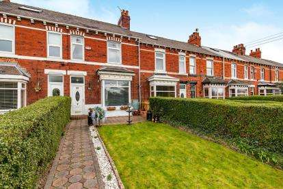3 Bedrooms Terraced House for sale in Church Lane, Eston, Middlesbrough