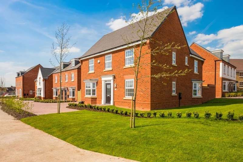 4 Bedrooms Detached House for sale in Stanneylands Road, Little Stanneylands, Wilmslow, SK9