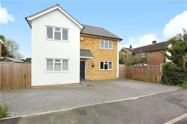 3 Bedrooms Detached House for sale in Aston Mead, Windsor, Berkshire