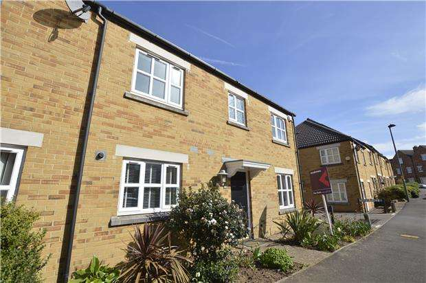 3 Bedrooms End Of Terrace House for sale in Kings Drive, Stoke Gifford, BRISTOL, BS34 8RQ