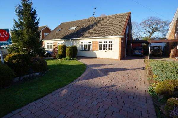 3 Bedrooms Bungalow for sale in Amberley Road, Stoke Lodge, Bristol, BS34 6BZ