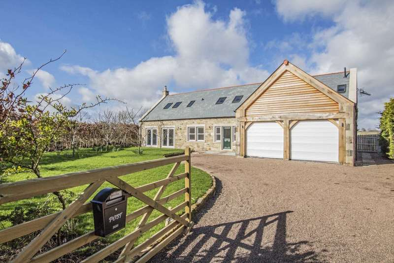 5 Bedrooms Detached House for sale in Great Whittington