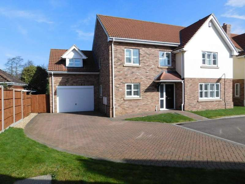6 Bedrooms Detached House for sale in Lambs Close, Shefford, Beds SG17 5FY