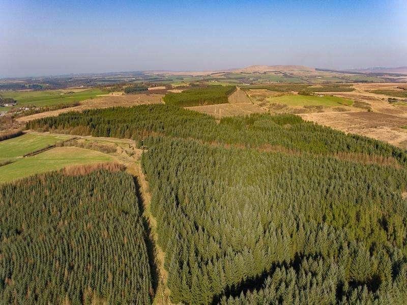 Land Commercial for sale in Glenshamrock Coup Bing Moss, Near Auchinleck, East Ayrshire KA18