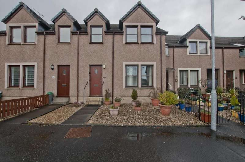 3 Bedrooms Terraced House for sale in 2 Smiddy Wynd, Alva, Clackmannanshire fk12 5eq, UK