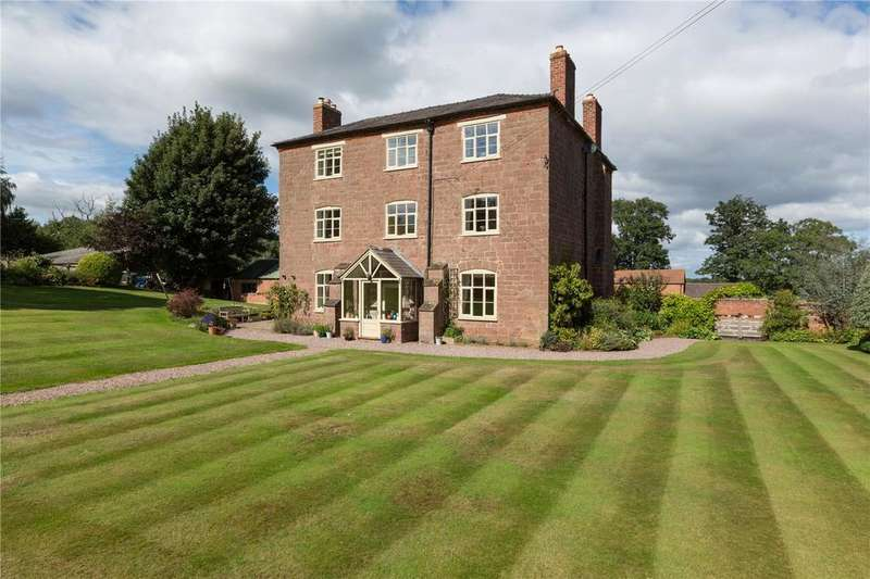 8 Bedrooms Detached House for sale in Condover, Shrewsbury, Shropshire