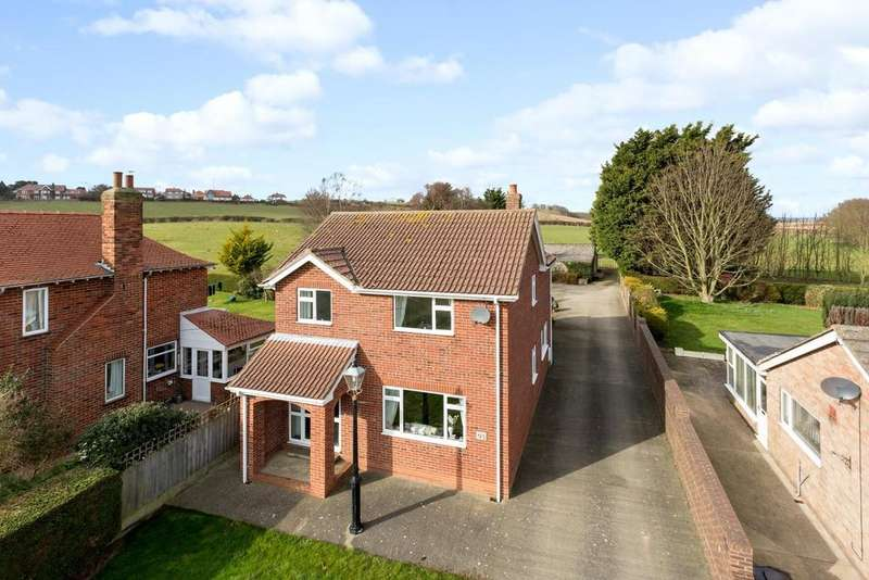 4 Bedrooms Detached House for sale in Hunmanby, Filey