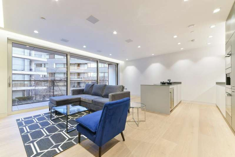 2 Bedrooms Apartment Flat for sale in Tudor House, One Tower Bridge, London SE1
