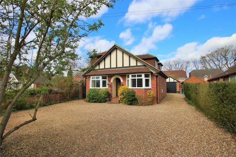 4 Bedrooms Detached House for sale in 75 Evendons Lane, WOKINGHAM, Berkshire