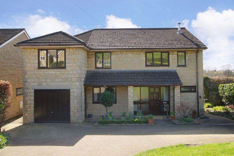 5 Bedrooms Detached House for sale in Charnwood, Coombe, Wotton-Under-Edge, GL12 7ND