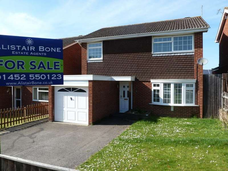 4 Bedrooms Detached House for sale in Millfields, Hucclecote, Gloucester, GL3