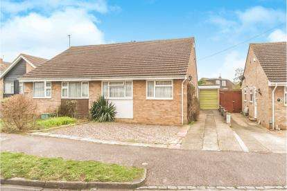 2 Bedrooms Bungalow for sale in Paddock Close, Clapham, Bedford, Bedfordshire