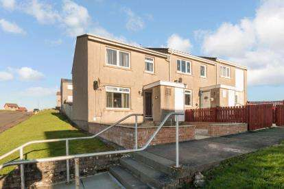 3 Bedrooms Terraced House for sale in Bridgehousehill Road, Kilmarnock