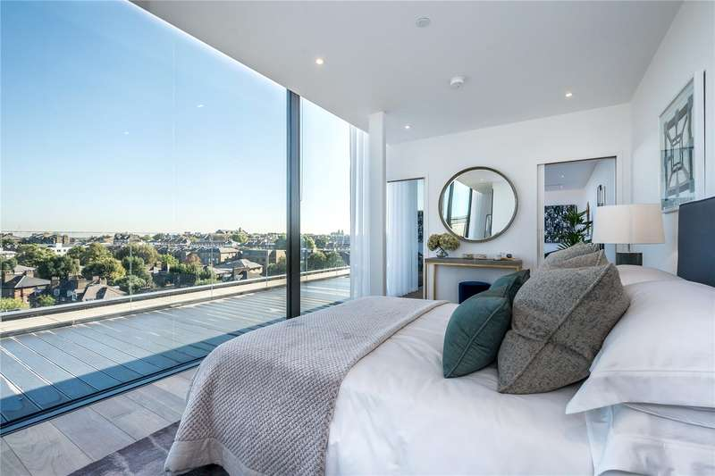 3 Bedrooms Flat for sale in Highgate Road, London, NW5