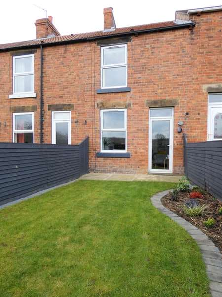 2 Bedrooms Terraced House for sale in The Square, Rotherham, South Yorkshire, S62
