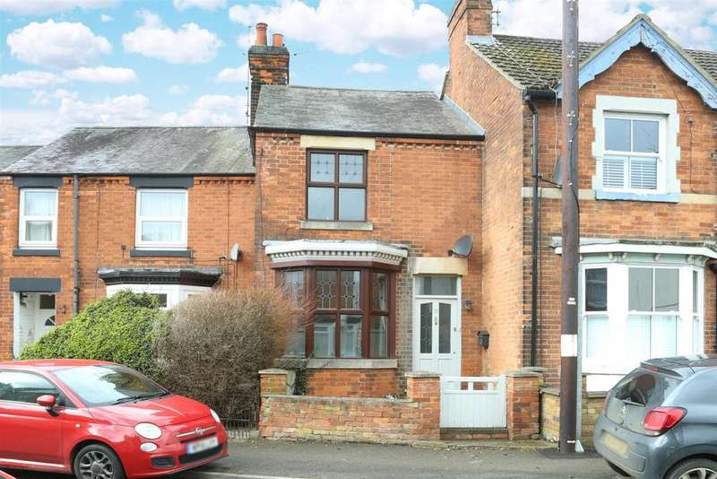 2 Bedrooms Terraced House for sale in Heygate Street, Market Harborough