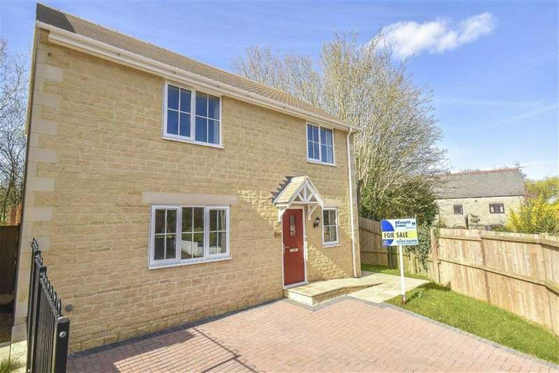 4 Bedrooms Detached House for sale in Rowley, Cam, GL11