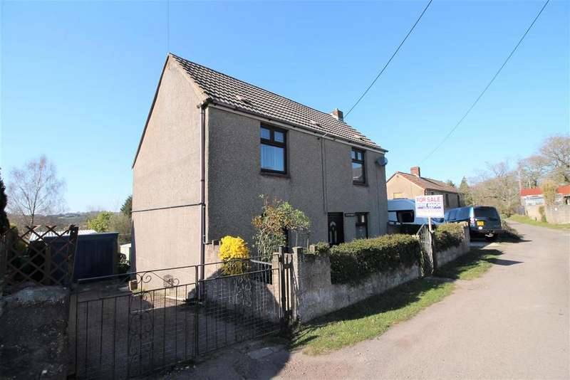 3 Bedrooms Detached House for sale in Sun Green Close, Bream, Lydney