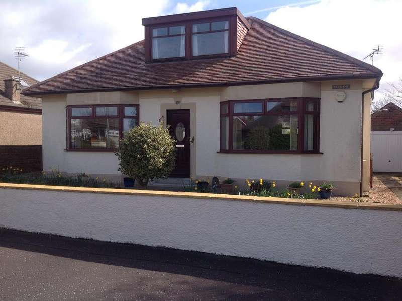 3 Bedrooms Detached Bungalow for sale in 2 Murray Avenue, SALTCOATS, KA21 6DA