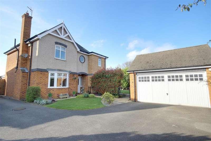 5 Bedrooms Detached House for sale in Hemmingway Walk, Hessle