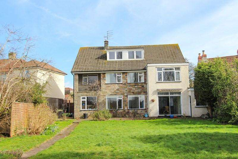 5 Bedrooms Detached House for sale in Mayfield Avenue, Fishponds, Bristol