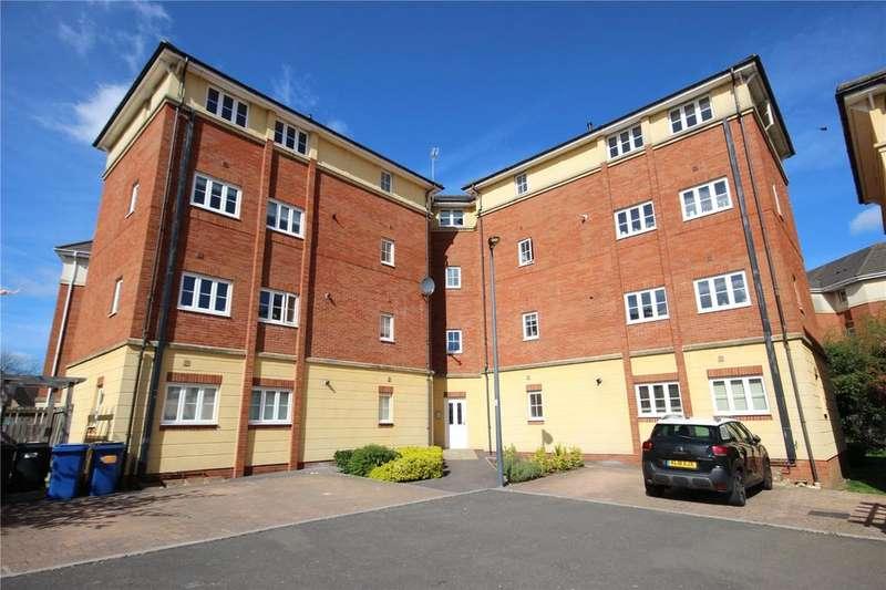 2 Bedrooms Apartment Flat for sale in Shepherds Walk, Bradley Stoke, Bristol, BS32