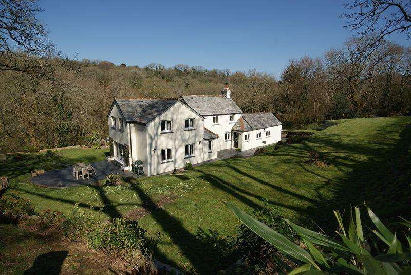 3 Bedrooms House for sale in Trewint Hill, Blisland