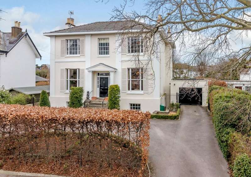 6 Bedrooms Detached House for sale in Tivoli Road, Cheltenham, Gloucestershire, GL50