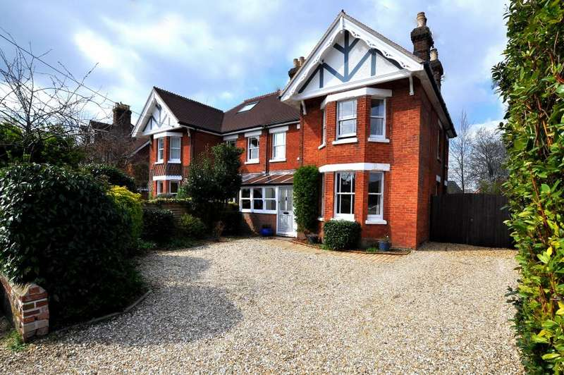 4 Bedrooms House for sale in COLLEGE ROAD, Ringwood, BH24 1NU
