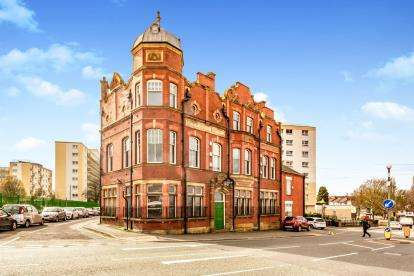 2 Bedrooms Flat for sale in The Blue Bell, Edgeley, Stockport, Cheshire