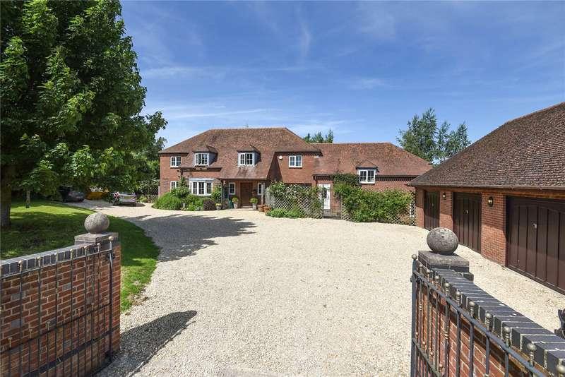 6 Bedrooms Detached House for sale in Winterbourne Bassett, Swindon, Wiltshire, SN4