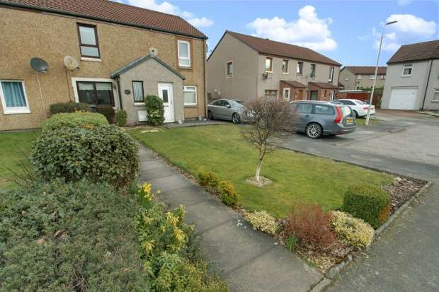 2 Bedrooms Terraced House for sale in Cairngrassie Circle, Aberdeen, Aberdeenshire, AB12 4TZ