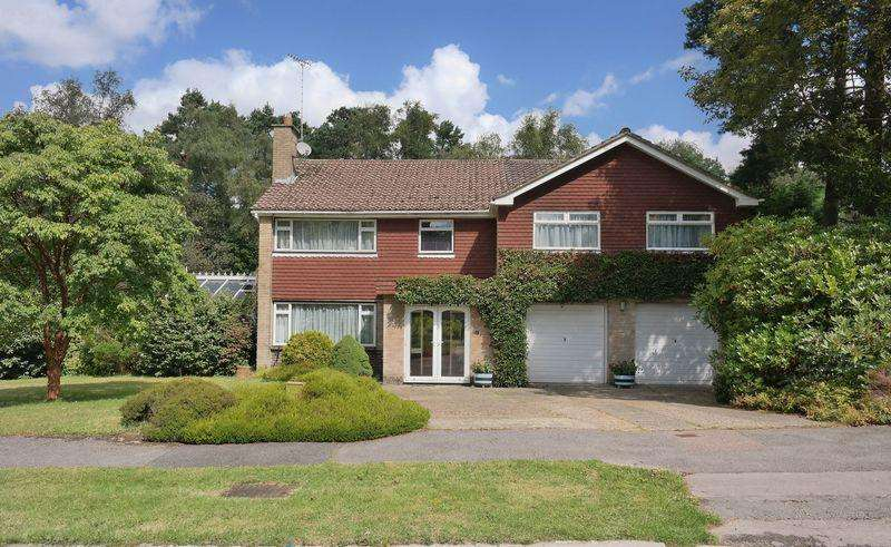 6 Bedrooms Detached House for sale in Kingswood Firs, Grayshott, Hindhead