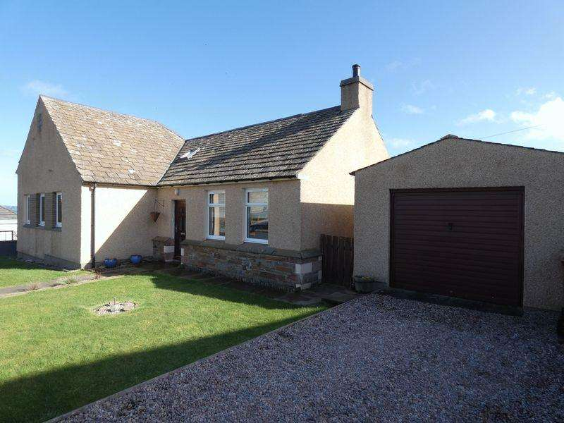 3 Bedrooms Detached Bungalow for sale in Clarence Street, Thurso