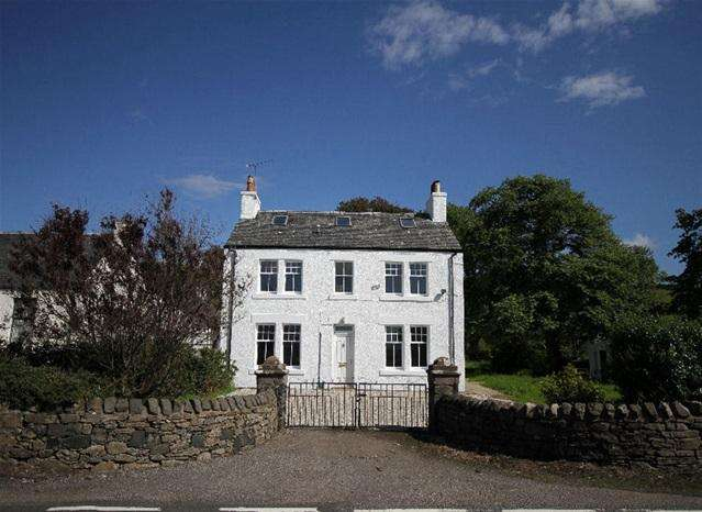 3 Bedrooms Detached House for sale in The Old Schoolhouse, Rhunahaorine, by Tarbert, PA29 6XG