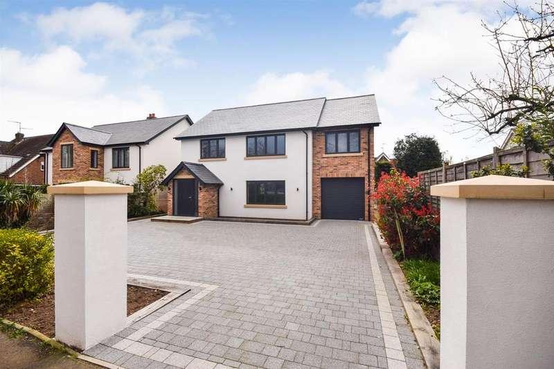 4 Bedrooms Detached House for sale in Blacksmiths Lane, Wickham Bishops