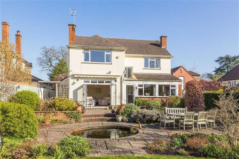 4 Bedrooms Detached House for sale in Grove Road, Coombe Dingle, Bristol