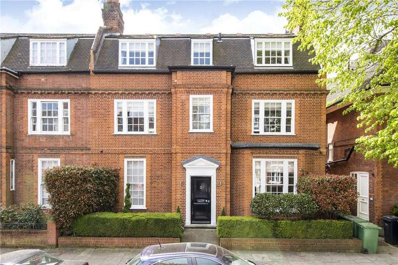 5 Bedrooms House for sale in Glenilla Road, London, NW3