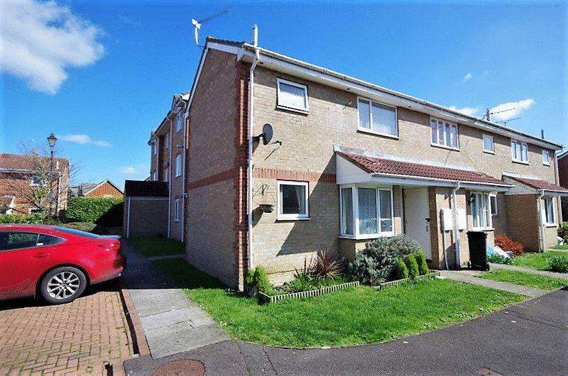 1 Bedroom End Of Terrace House for sale in Great Meadow Road, Bristol