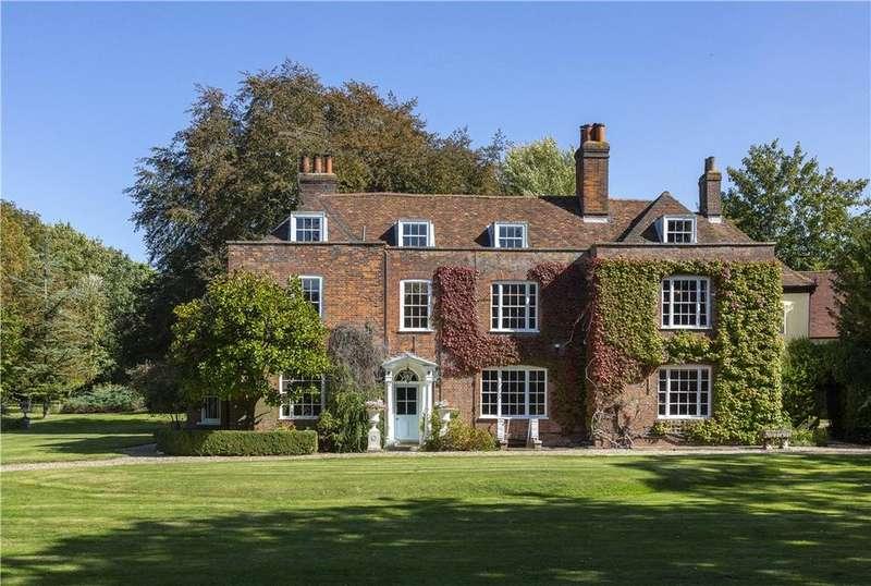 6 Bedrooms Detached House for sale in Church Lane, Widdington, Saffron Walden, CB11