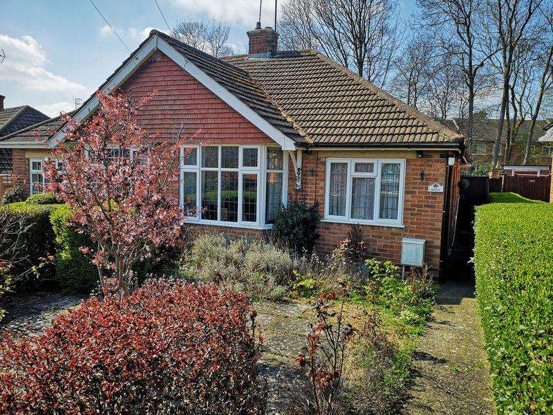 2 Bedrooms Semi Detached Bungalow for sale in Park Drive, Market Harborough