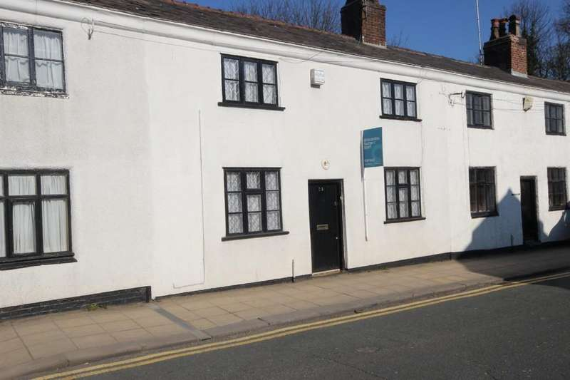 2 Bedrooms Cottage House for sale in Barton Road, Worsley