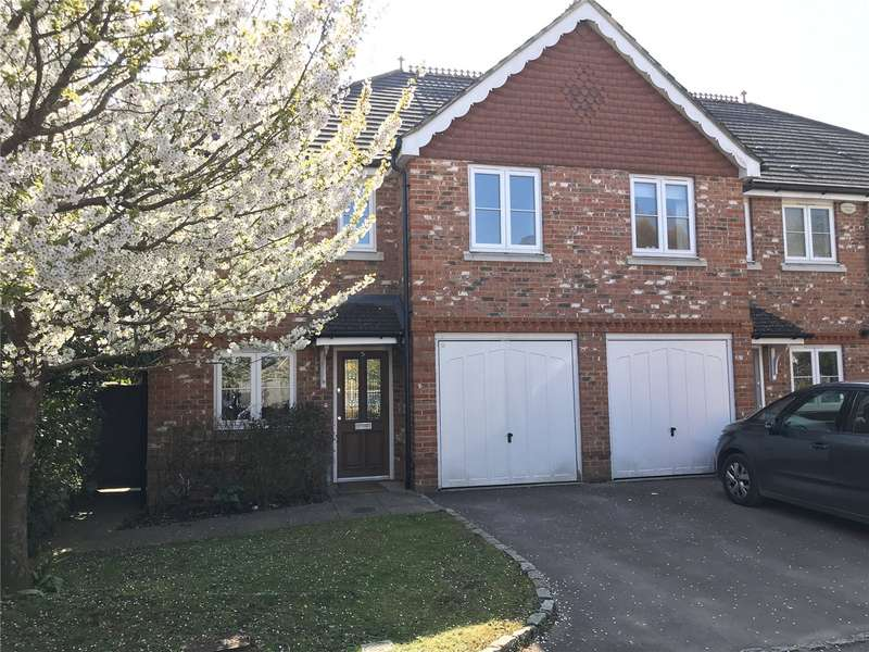 3 Bedrooms Semi Detached House for rent in Salix Gardens, Twyford, Berkshire, RG10