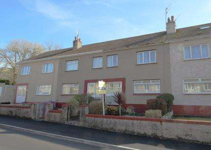 2 Bedrooms Terraced House for sale in Millburn Gardens, Largs