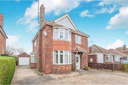 3 Bedrooms Detached House for sale in Blackthorn Lane, Boston, Lincolnshire, England