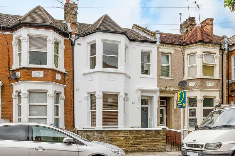 2 Bedrooms Flat for sale in Balmoral Road, Willesden, NW2