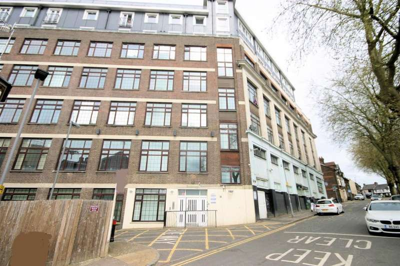 1 Bedroom Apartment Flat for sale in Hatton Place, Midland Road