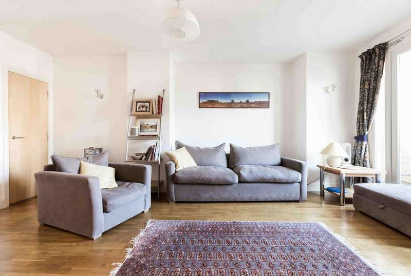 1 Bedroom Apartment Flat for sale in Montgomery Building, Farringdon Road, EC1M