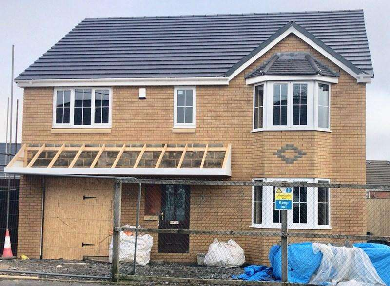 4 Bedrooms Detached House for sale in Sycamore Avenue, Tredegar