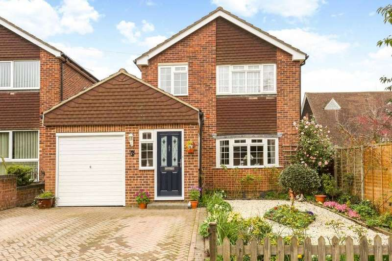 4 Bedrooms Detached House for sale in King Edwards Rise, Ascot, Berkshire, SL5